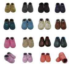 Mejale Baby Shoes Brogue Moccasins Casual Toddler Slippers Leather 0-36 Months
