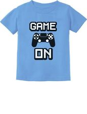 Game On - The Perfect Gift For Gamers - Gaming Gamer Toddler Kids T-Shirt Video