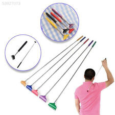 9890 DIY Bear Claw Telescopic Stainless Steel Back Scratcher Extendable Claw