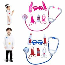 Kit Pretend Play Doctor Toys For Kids Role Play Classic Toys Simulation Gift NEW