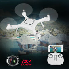7823 2.4G 4CH 6-Axis 2MP Quadcopter GPS WiFi Drone Speed Adjustable