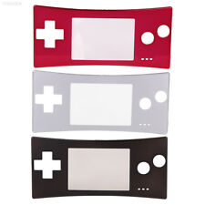 5EF6 Plastic Faceplate Housing Parts For Nintendo Game Boy Micro GBM Console