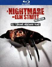 A Nightmare on Elm Street Collection (Blu-ray, 5 Disc, 2012) Brand New