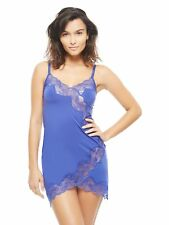 BABYDOLL DRESS IMPLICITE DE SIMONE PERELE model CRUSH blue color Electric 1/2/3/
