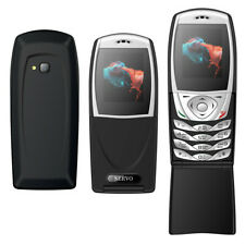 SERVO S06 Flip Phone 1.77'' 1500mAh Torch Vibration Bluetooth FM Dual SIM Dual