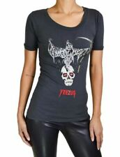 AUTHENTIC YEEZUS WOMENS REAPER SKULL VINTAGE KANYE WEST TOUR MERCH BY PACSUN TEE
