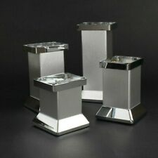 Aluminum Alloy Cabinet Furniture Feet Sofa Couch Chair Bed Table Legs Home Decor