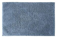 (80cm  by 130cm , Sky Blue) - Garland Rug Queen Cotton Washable Rug, 80cm by
