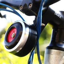 Electric Bicycle Bell Charging Bike Bell With Alarm Loud Sound Bike Accessories