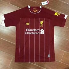 Liverpool FC 2019/2020 Premier League season Football Home Soccer Jersey New