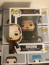 Rare Vaulted Funko Pop! - Game Of Thrones : Bronn #39