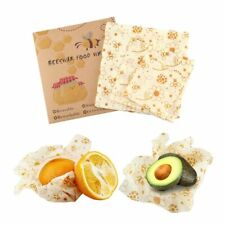 Reusable Silicone Wrap Food Fresh Keeping Cover Vacuum Food Wrap Beeswax Cloth