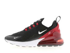 Nike Air Max 270 Black White Red Mens Sneakers Trainers Shoes AH8050-022