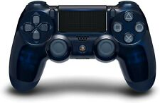 DualShock 4 Wireless Controller for PS 4 - PlayStation 4 - Gold/Crystal Blue....