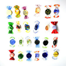 Wedding Party Glass Sweets Decoration Candy Vintage Murano Style Kids Gifts