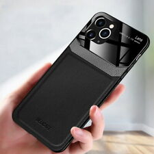 Luxury business Leather Hybrid Case Cover For iPhone 11 Pro XS Max XR XS 8 7 6s