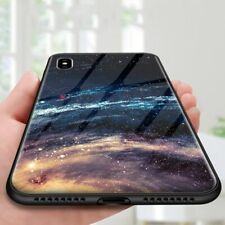 Luxury Brand Shockproof Tempered Glass Phone Cases For Apple iphone11 6 6s 7 8