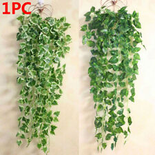 Flowers  Real Touch Fake Foliage Artificial Ivy Leaves Garland Plants Vine