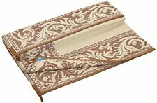 Ming's Mark RD7 Brown/Beige 6' x 9' Classical Reversible Mat