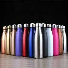 350/500/750/1000ml Stainles Steel Water Bottle Thermos Insulated Vacuum Flask