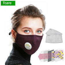 Reusable Washable Anti Pollution PM2.5 Cotton Mouth Mask Dust Respirator