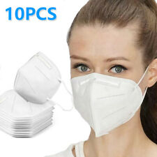 1/10/20PCS Face Cover Keep Safety  Dust 95% Protection Cut off Mouth Nose22