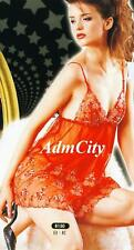 Admcity Embroidery Chemise and Panty