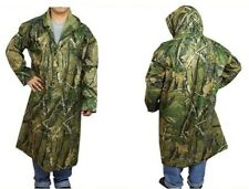 New Mens Portable RainCoat Camouflage colour.(Sz) L~XL