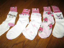 NWT Gymboree Novelty Socks Girls 3-4, 5-7