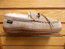 OLD FRIEND WOMEN'S SHEEPSKIN LINED SLIPPER MOCCASIN SIZES 6 TO 11 NEW MEDIUM