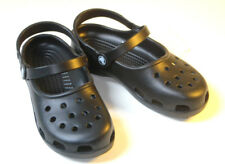 Crocs Girls Mary Jane Black All Size C4/5 ~ M3/W5