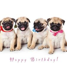 Birthday Card Dogs & Puppy designs - Perfect for Mum Wife Sister Daughter Nan