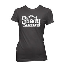 SHADY RECORDS T-shirt rap hip hop eminem WOMENS S - XXL