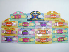 GIRLS LACE MATES: S to Z FOR SHOELACES. FREE UK POSTAGE