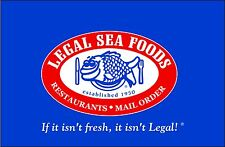 Legal Sea Foods Gift Card $25 - $100