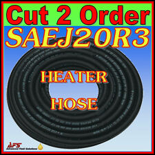 EPDM SAEJ20R3 Flexible Rubber Car Heater Radiator Coolant Hose Water Pipe SAE R3