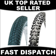 """20"""" BMX Off Road Mountain Bike Bicycle Cycle Tyres"""