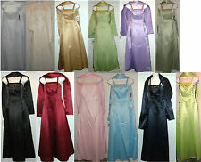 Genuine POLY USA special occasion or Bridesmaid dress, various colors and sizes