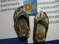 NWT SKECHERS CALI GEAR   INFANT SLIPPER CAMOUFLAGE CAMO