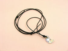 Genuine SWAROVSKI Crystal HEART/ Star /STARFISH Charm LARIAT Adjustable NECKLACE