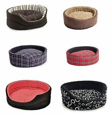 NEW Quality Luxury Dog Beds All Sizes Small Medium Large XL Puppy Ancol JTB