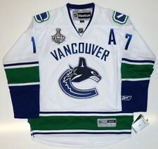 RYAN KESLER VANCOUVER CANUCKS AWAY 2011 CUP JERSEY