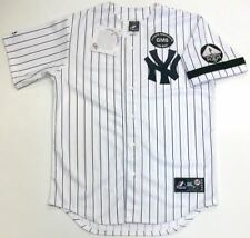 MARIANO RIVERA NEW YORK YANKEES JERSEY GMS & BS PATCH