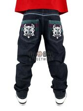 Brooklyn Mint Coat Of Arms Denim Jeans Hip Hop Is Fashion Money Time Bar Tattoo