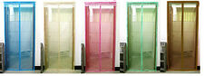Anti Mosquito Magnetic Door Curtain Fly Screen Net (5 kinds of color options)
