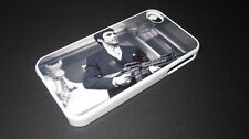 iphone 4 4s mobile phone hard case cover Scarface Al Pacino Gun