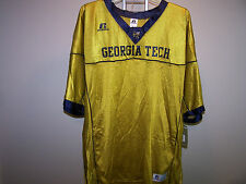 Georgia Tech Yellow Jackets Basketball Warmup Jersey Sz Mens SM MD LG XL 2XL NEW