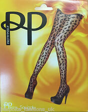 NEW ARRIVAL BRAND PRETTY POLLY SQIGGLY TIGHTS WITH PATTERN