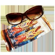 Microfiber Pouch Equestrian Designs for Eyeglasses, Cameras, Cell Phones, MP3