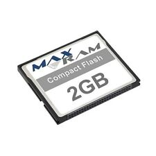 2GB Compact Flash Memory Card for Konica Minolta Dynax 7D & more